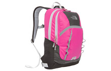 The North Face Women's Base Camp Double Shot fuschia pink